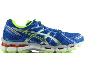 well structured running shoe