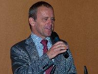 Triathlon Luxembourg president Thomas Radoux