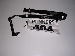 triathlon race belt