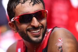 Sheikh Nasser racing